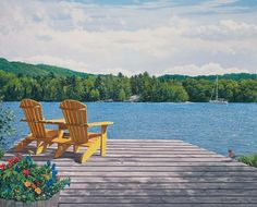Lang Desktop Wallpaper ~ August 2015 | Cottage Country