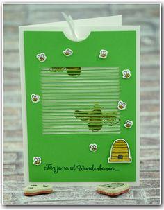 Sigrids kreative ART - Stampin' Up! Ideenblog für Münster und Umgebung: Bees and Butterflies