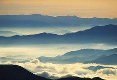 Smokey Mountains, Tenessee