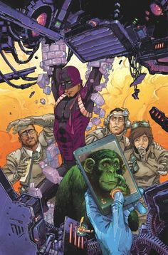 Teen Titans #2 by Kenneth Rocafort *