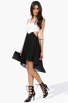Fresh and Clean Dress