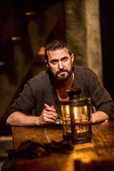 Richard Armitage as John Proctor in 'The Crucible'
