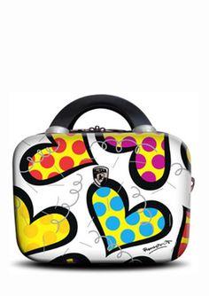 HEYS Hearts Carnival Beauty Case