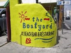 The Boatyard in Barbados is a great spot for a lot of fun and great beach time. We get off the cruise ship and take a taxi straight to the Boatyard. Admission $12- $15 US which gets you 2 chairs and umbrella and a drink and a free taxi back to the ship. Can't beat it. The taxi drivers will recommend another place but insist on the Boatyard and enjoy.