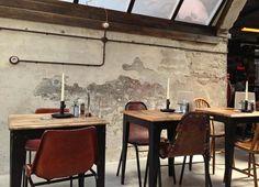 Cafe Van Mechelen Amsterdam: new all day hotspot at the Sloterkade | http://www.yourlittleblackbook.me/cafe-van-mechelen-amsterdam/