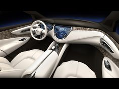2013 Nissan Resonance Concept - Dashboard 2 - 1280x960 - Wallpaper