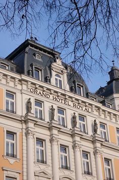 Budapest   Grand Hotel Royal: The grande dame of Pest, now the Corinthia Budapest and landmark of Hungarian hospitality.