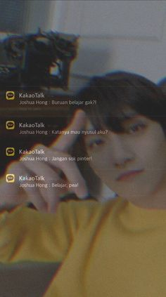 Tuh udah di semangatin sama yayang ya. Ayo semangat belajarnya Boyfriend Kpop, Joshua Seventeen, Hong Jisoo, Joshua Hong, Seventeen Wallpapers, Message Quotes, Ulzzang Couple, Hip Hop, Pledis Entertainment