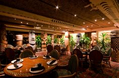 Walt Disney World, Dining - Ohana Restaurant