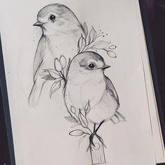 Art Discover 3 birds instead of 2 Pencil Drawings Of Animals Bff Drawings Cool Art Drawings Art Drawings Sketches Animal Sketches Love Birds Drawing Bird Sketch Arte Pop Acrylic Art Disney Drawings Sketches, Girly Drawings, Dark Art Drawings, Art Drawings Sketches Simple, Animal Sketches, Simple Pencil Drawings, Simple Bird Drawing, Love Birds Drawing, Bird Pencil Drawing