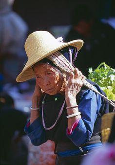 Wase, Yunnan Province, China.