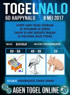 Hoki 5D Togel Wap Online Kupon HappyNalo Jakarta 8 Mei 2017