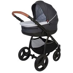 Baoblaze Safety Mosquito Net for Pushchair Cot Moses Basket Pram Carseat Stroller Buggy as Described Gray