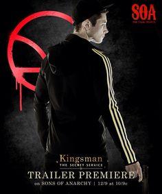 Movie - Kingsman: The Secret Service