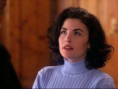 """305puta:  """"Sherilyn Fenn in Twin Peaks (1990-1991)  """""""