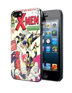 X-Men Comic Cover Samsung Galaxy S3/ S4 case, iPhone 4/4S / 5/ 5s/ 5c case, iPod Touch 4 / 5 case