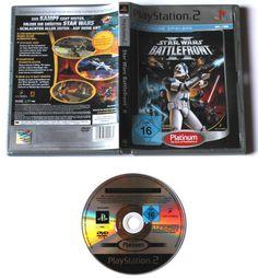 Star Wars: Battlefront II für Playstation 2,PS3,in OVP!