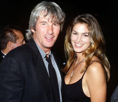 with Cindy Crawford