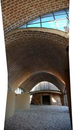 Dezeen » Blog Archive » Mapungubwe Interpretation Centre by Peter Rich Architects