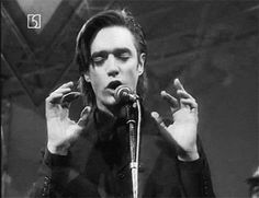 Most popular tags for this image include: Blixa Bargeld and Einsturzende Neubauten