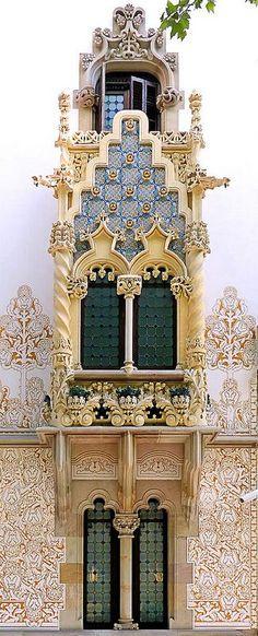 Barcelona - Pg. St. Joan 108 10 #travel #barcelona #spain #passport