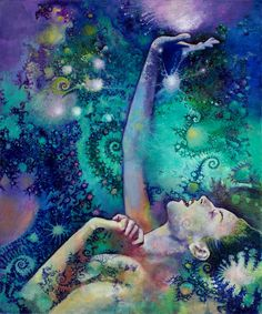 mermaid ~ DENNIS POTOKAR