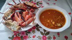 Cocina y Medicina: Arroz meloso con bogavante al estilo de Mariaje