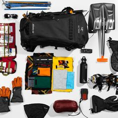 What's In Our Gearheads' Backcountry Ski Kits?