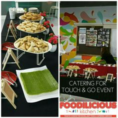 CATERING FOR TOUCH & GO EVENT #foodiliciouskitchen #corporate #catering #hitea #shahalam 📱Whatsapp 012.7166300  🍽 CATERING  👫 250 PAX ☕ HI-TEA   Foodilicious Kitchen Your #1 Choice 😍😍 📞Whatsapp 012.7166300 for:- 🐑 7 Spices Lamb Chop 🍽 Catering Service 🍱 Corporate Lunchbox 🍱 DinnerBox Delivery  🍽🐑🍚🍝🍛🍖🍗🍡🍲🍰☕🍵 🍝 Western 🍛 Local 👍 No Msg 💯 Natural Ingredients 👍 Healthy Food 💯 High Quality ⤴ Superb Taste