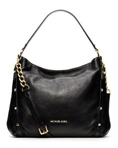 MICHAEL Michael Kors  Large Leigh Shoulder Bag. pretty good!!