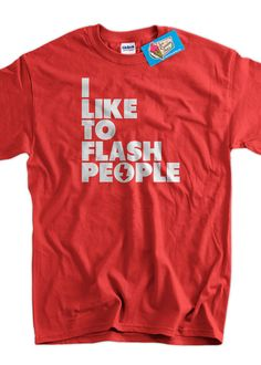 Flash Camera T Shirt Photography Gifts for от IceCreamTees на Etsy, $14.99