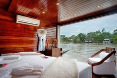 Wake up to the natural beauty of the Amazon from your lush double cabin onboard the Cattleya River Cruise. Discover the wonder of Peru's Amazon Rainforest on the Cattleya Boutique River Cruise. http://ift.tt/2aChqyJ
