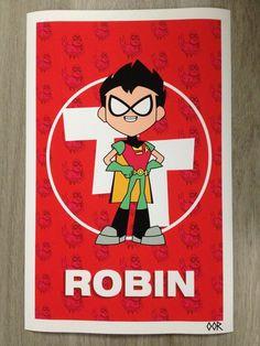 Refrigerator The Teen Titans 81
