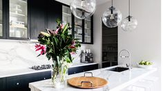In Pictures: Darren and Dee's contemporary kitchen | The Block Glasshouse | 9jumpin Australia