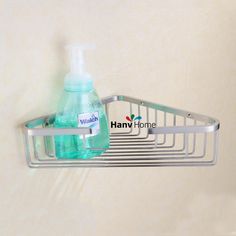 Brushed Nickel Corner Shower Caddy   Stainless Steel Construction,With  13pcs Stainless Steel Wire Two