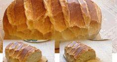 Friss ropogós házi kenyerem - Gyors kovászos kenyér