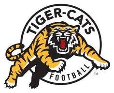 Live football game in Hamilton ... Tiger-Cats vs Montreal Alouettes.