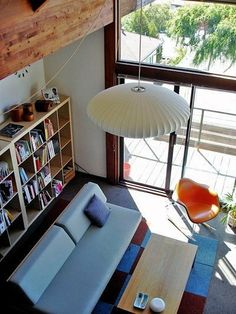 Dave Cuzner's midcentury pad in Oakland