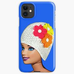 Cotton Tote Bags, Iphone Case Covers, Protective Cases, Iphone 11, Barbie, My Arts, Swimming, Doll, Art Prints