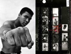 Muhammad Ali - Illinois August 1966 Photo + contact-sheet (c) Thomas Hoepker / Magnum