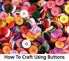 How To Craft Using Buttons