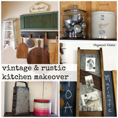 Kitchen Updates And A Reveal Primitive Kitchen Decorfarmhouse