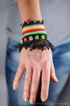 Оригинальные браслеты из инета.
