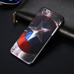 funda capitan america para iphone 6