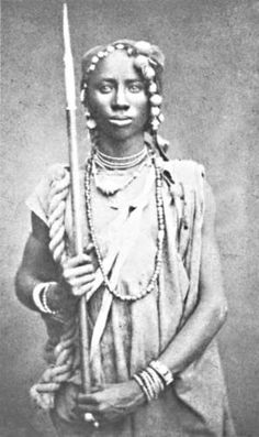 The Dahomey Amazons were a Fon all-female military regiment of the Kingdom of Dahomey. They were so named by Western observers and historian...