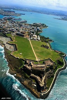 El Morro, San Juan, Puerto Rico ✨ #TheCrazyCities  #crazySanJuan