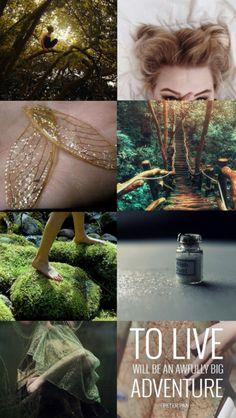 Peter Pan Aesthetic - Tinkerbell