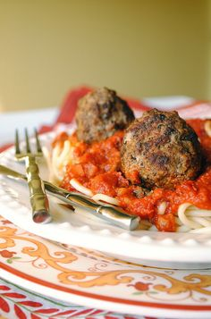 Meatballs by How To: Simplify, via Flickr