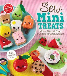 Klutz - Crafts - Sew Mini Treats