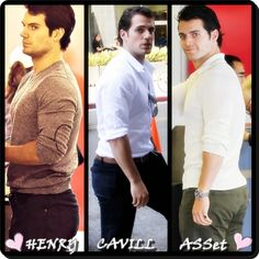 Henry Cavill   if u know what i mean..:p  http://www.facebook.com/HenryCavillFans